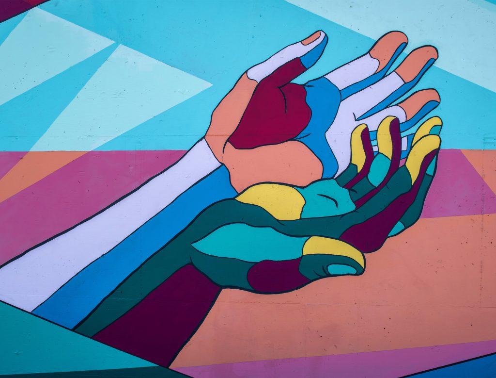 Imagen representativa del acompañamiento durante todo el proceso terapéutico, y de la ayuda y facilitación de recursos que te pone al alcance Bárbara Ramos.
