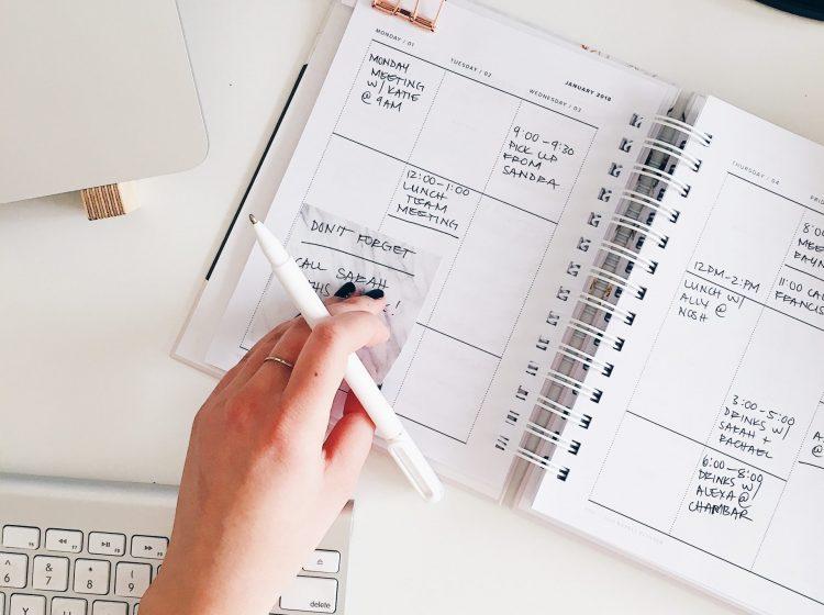 Entrada de blog de la importancia de llevar un orden de prioridades